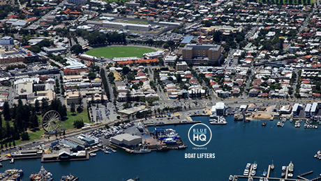Image of Marina Fremantle Blue HQ