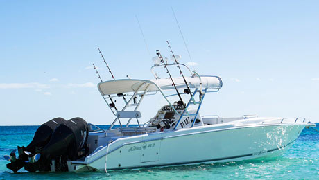 Blue HQ Boat Sales