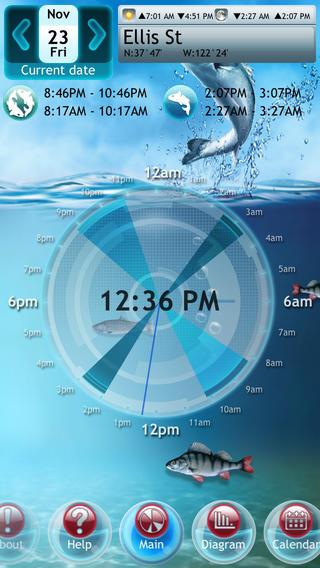 Fishing Deluxe Fishing App